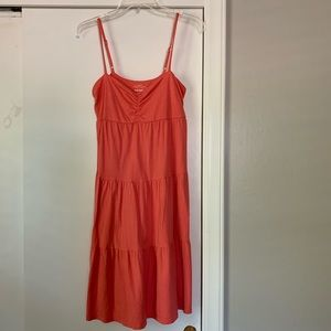 Coral Old Navy Summer Dress